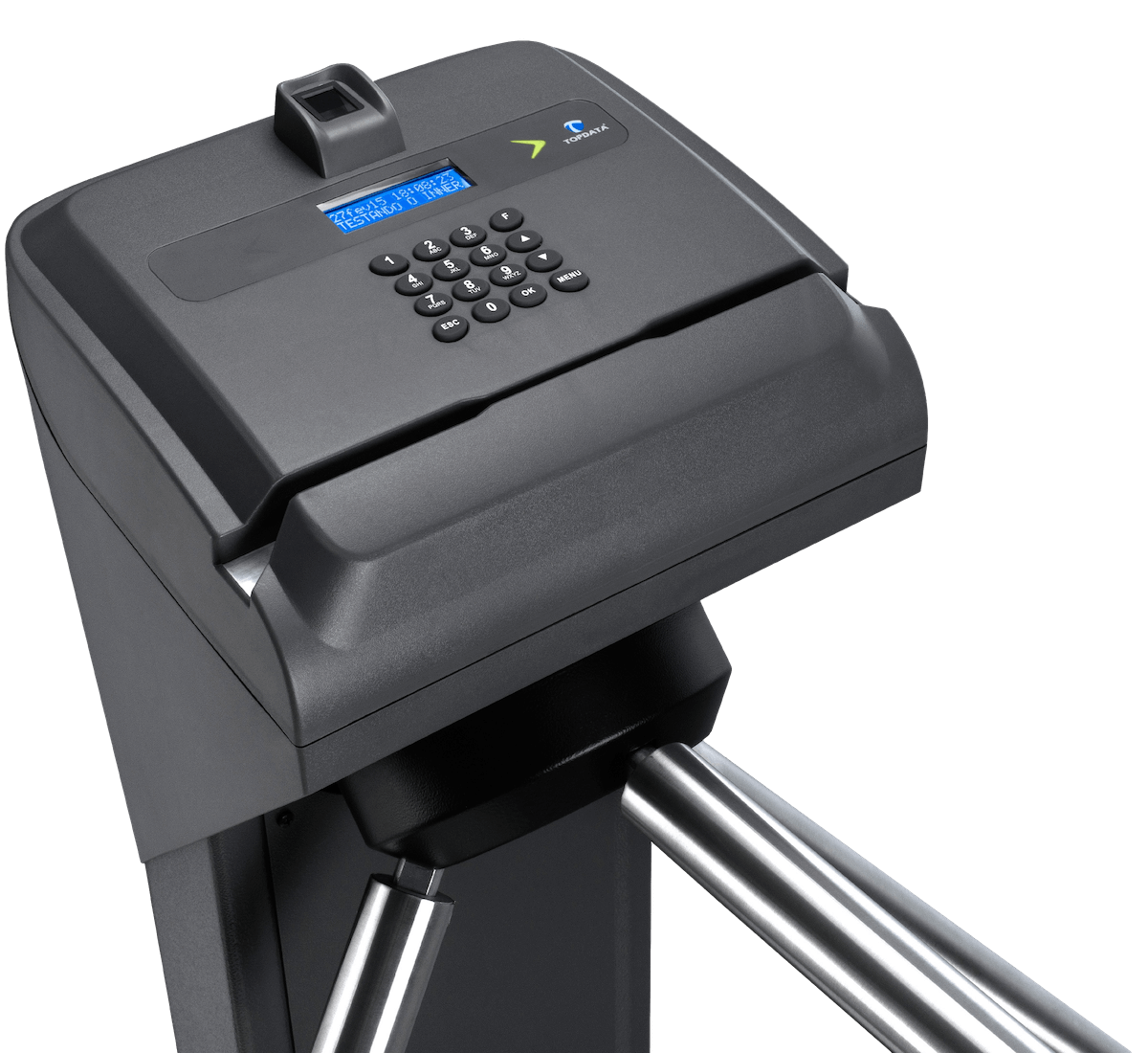 catraca biométrica